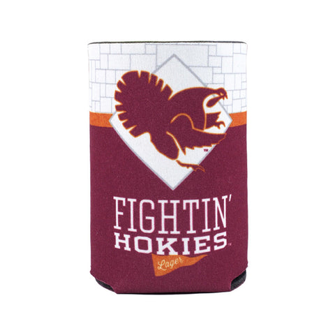 Virginia Tech Fightin' Hokies Lager Can Cooler