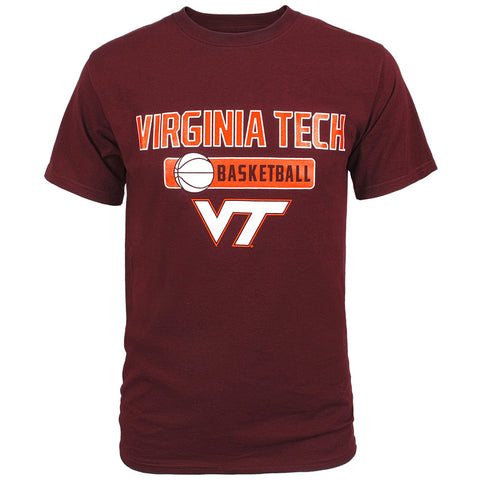 Virginia Tech Basketball T-Shirt by Champion