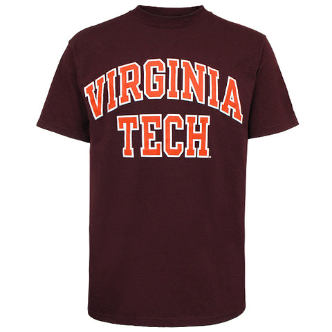 Virginia Tech T-Shirt: Maroon by Champion