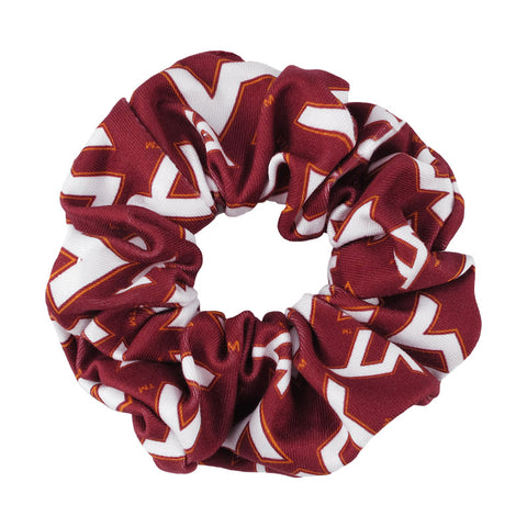 Virginia Tech Stacked Scrunchie