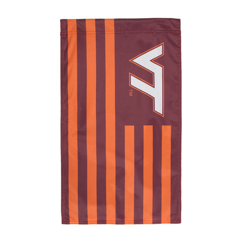 Virginia Tech Hokie Nation Garden Flag