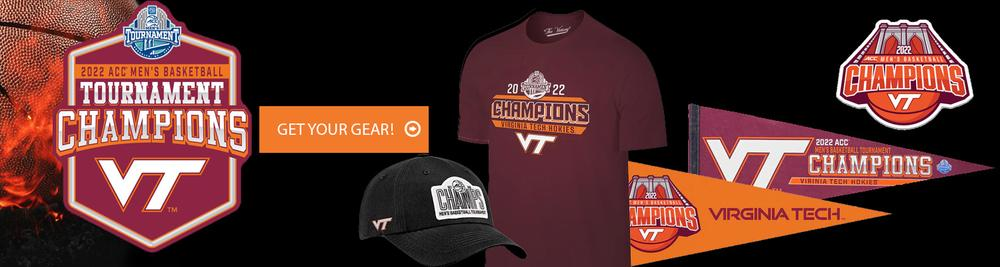 Shop Virginia Tech Golf Accessories!