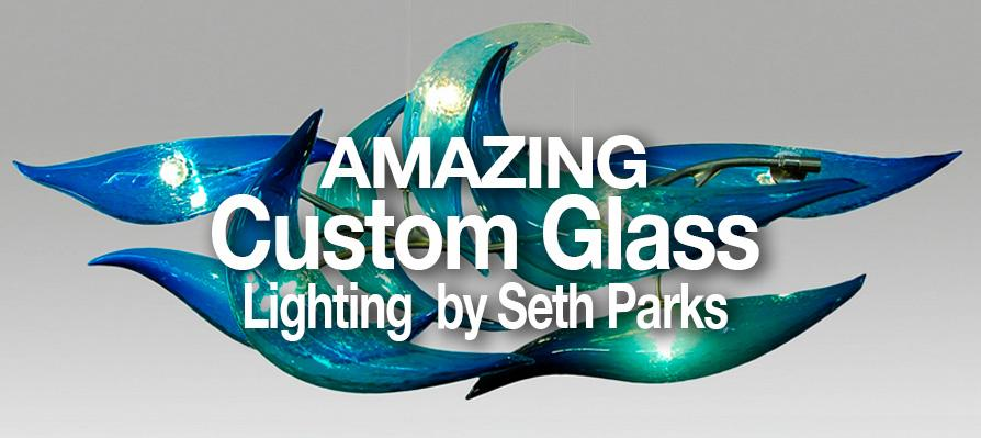 The Art of Glass & Light