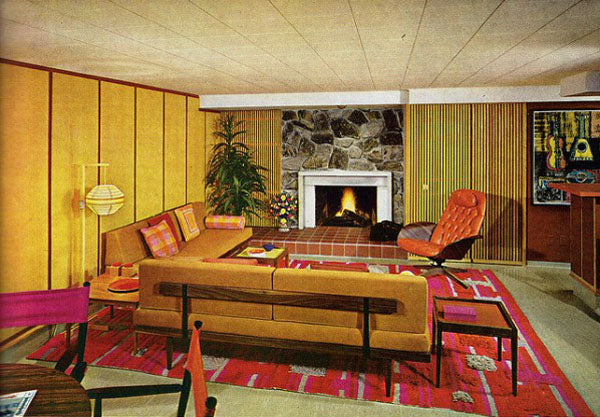 1970s home - 1970s House Designs