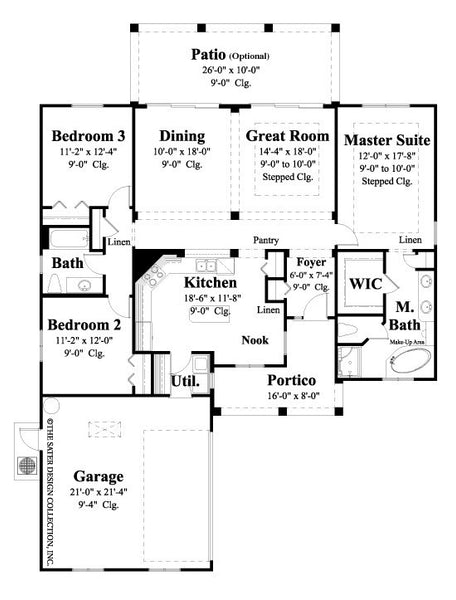 Everett Floor Plan
