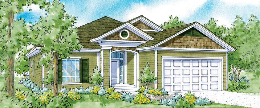 Ranch Home Plans: One Story - Blog
