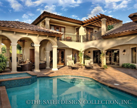 5 great reasons to build a new home sater design collection for Sater design ferretti
