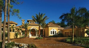 Luxury House Plans | Luxury Home Plans & Designs | Sater Design ...