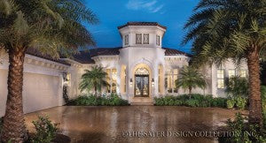Beau Mediterranean Home Plans