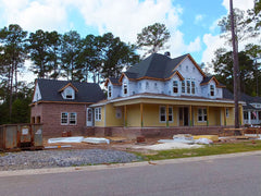 Sater Home Under Construction in South Carolina