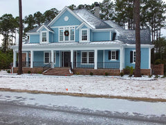 South Carolina Sater Home Under Construction