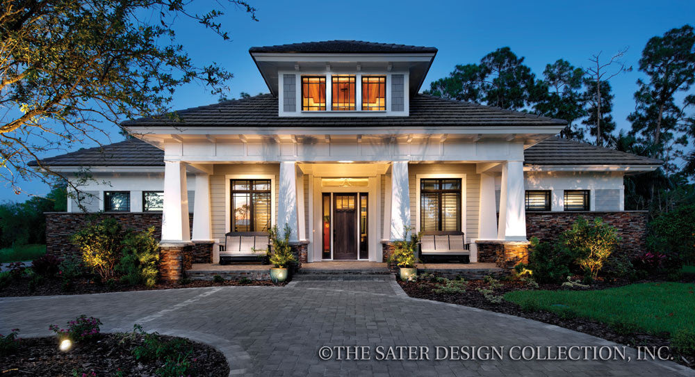 Plan of the week: Craftsman Style