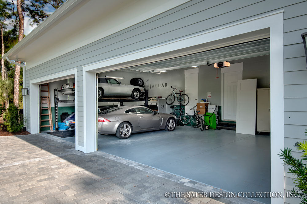 Vehicle Storage - Garage