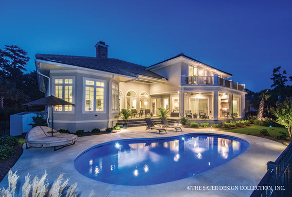 2015 Builder of the Year | Sater Design Collection Home Plans