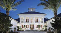 Camellia Manor Home Award Winning Design by Sater Design Collection