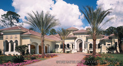 Casa Bellisima Award Winning Home by Sater