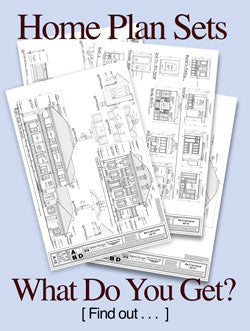 Home Plan Sets - What Do You Get?