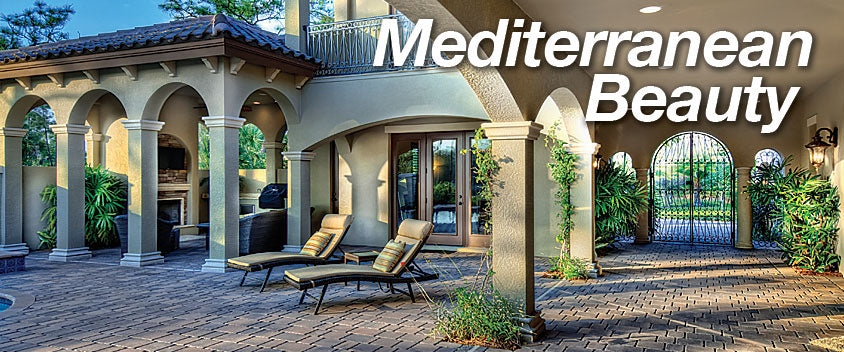 Mediterranean-Style Homes: Beauty, Form And Function