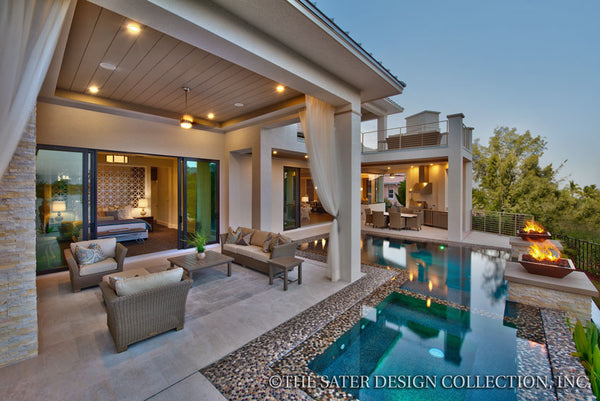 Is that a Porch, Solana, Loggia? | Sater Design Collection