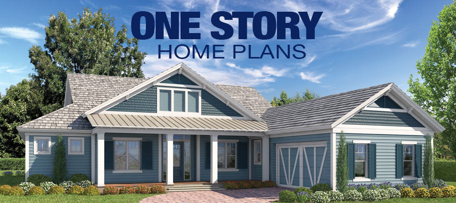 One Story Home Plans Sater Design Collection House Plans