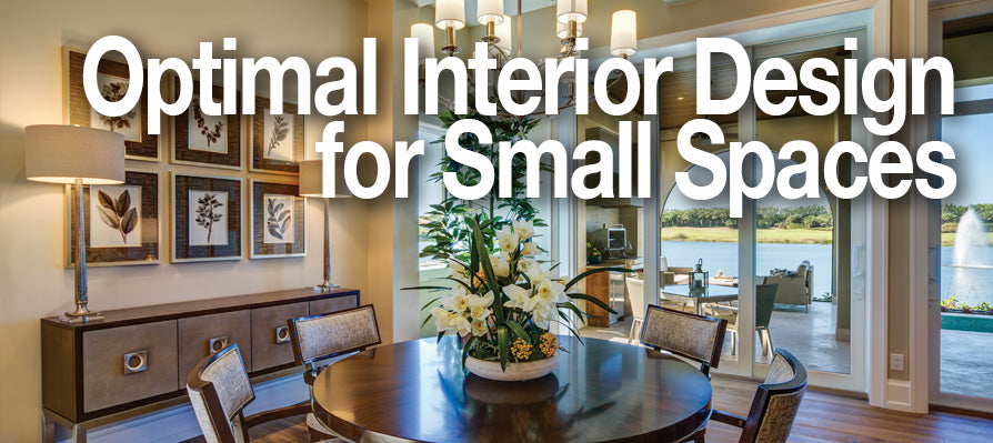 Optimal Interior Design For Small Spaces