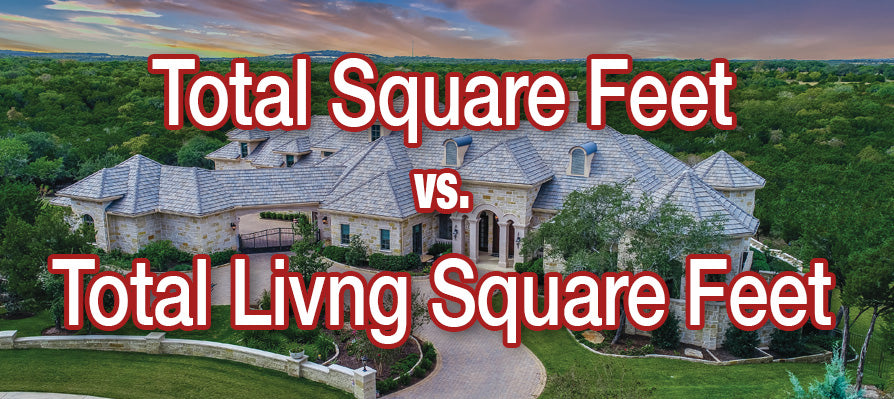 Living Area Sq  Ft  Explained | Floor Plans | Sater Design