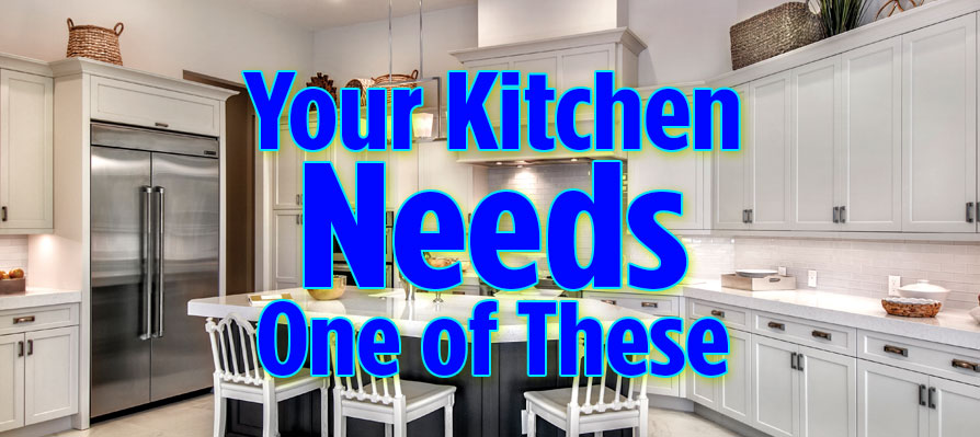 Your Kitchen Needs a Walk-in Pantry