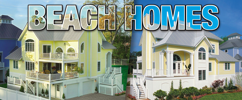 Plan of the week: Beach House Plans Blog