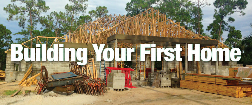 Crucial Questions to Ask Yourself when Building your First Home