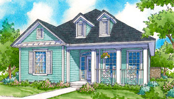 Cottage House Plans | Cottage Home Plans | Sater Design Collection