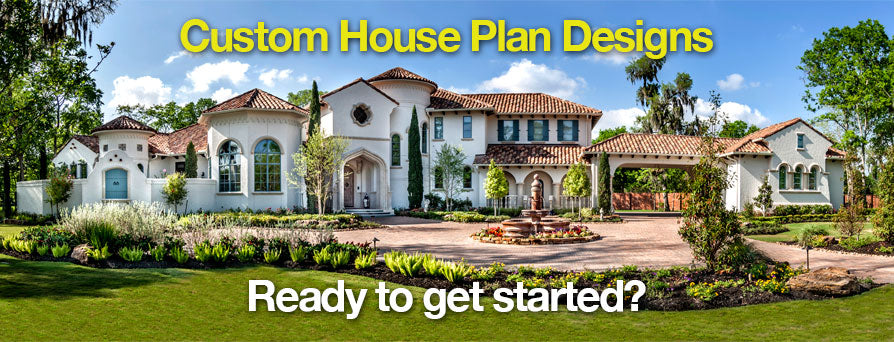 Custom House Plan Designs