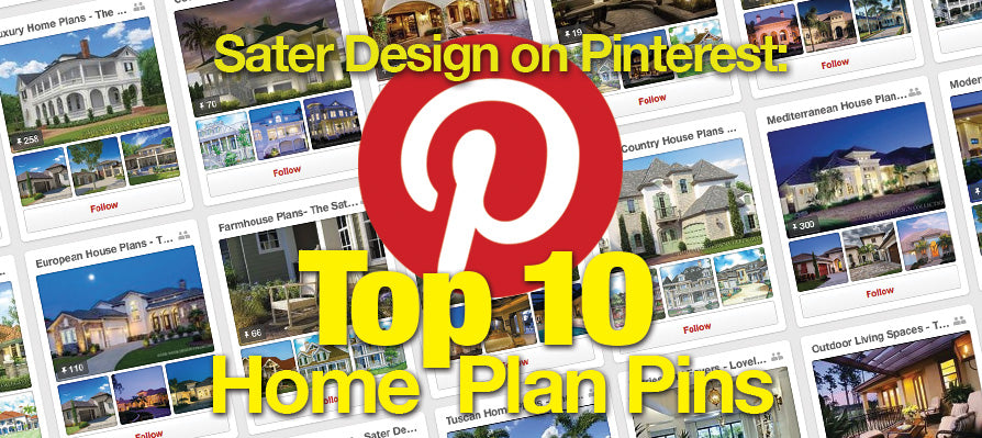 Pinterest Top 10 Home Plan Pins