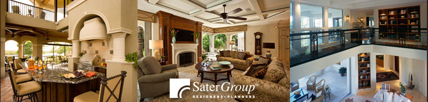 Sater Design Custom Design Homes