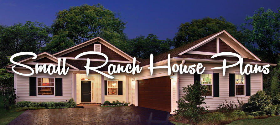 Small Ranch House Plans: Historically Unique