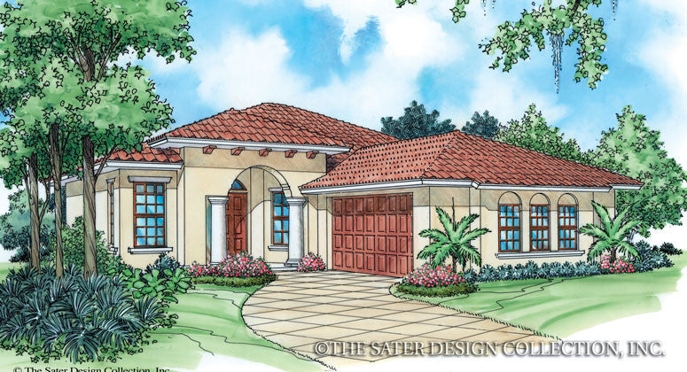 Ardenno-Front Elevation Rendering-Plan #6500