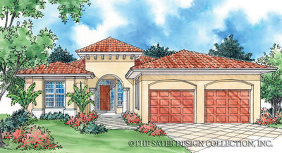 Tirano-Front Elevation Rendering-Plan #6509