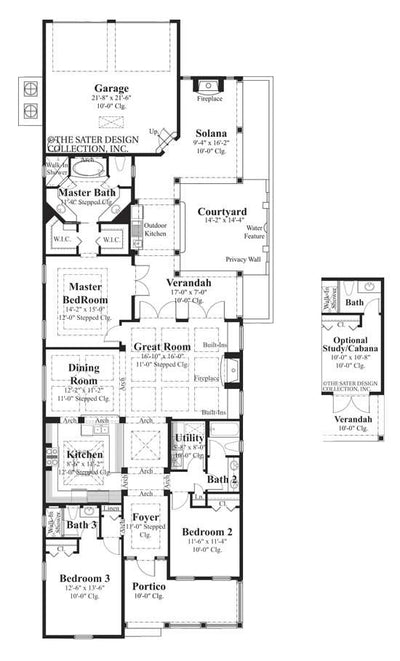 Sycamore Home Floor Plan-Plan #6520