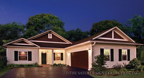 Southern House Plans | Southern Home Plans | Sater Design Collection