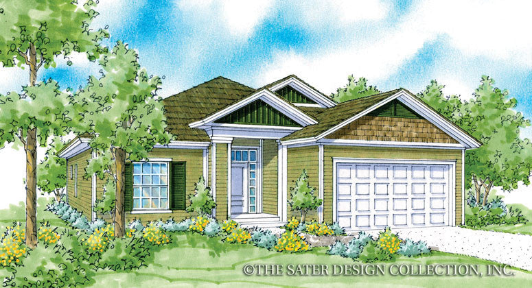 Parley-Front Elevation-Plan #6539