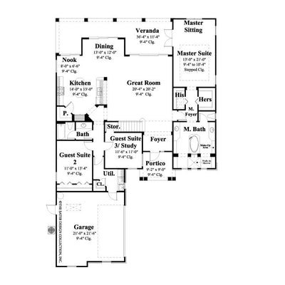 Zurich-Main Level Floor Plan-#6546