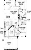 Dentro-Main Level Floor Plan-#6550