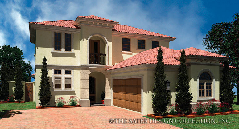 Melito Home Plan-Sater Design Collection