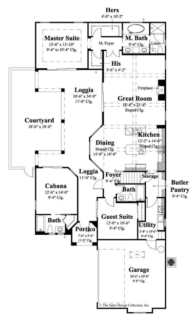 Melito-Lower Level Floor Plan-Plan #6555