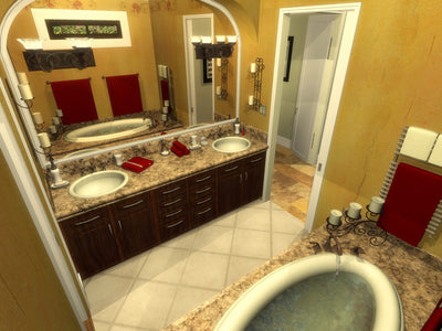 Pelago-Master Bathroom-Plan #6556