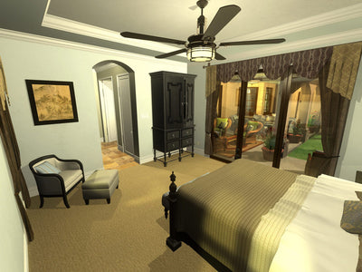 Pelago-Master Bedroom-Plan #6556