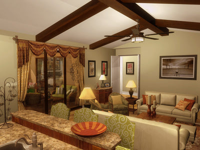 Pelago-Great Room-Plan #6556