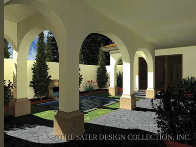 Pelago-Courtyard View-Plan #6556