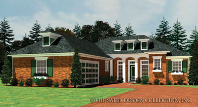 Summerton-Front Elevation-Plan #6559