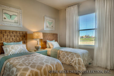 Mirella Guest Bedroom View #1 Plan #6562