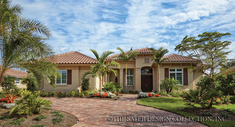 Home Plan Carlton Sater Design Collection